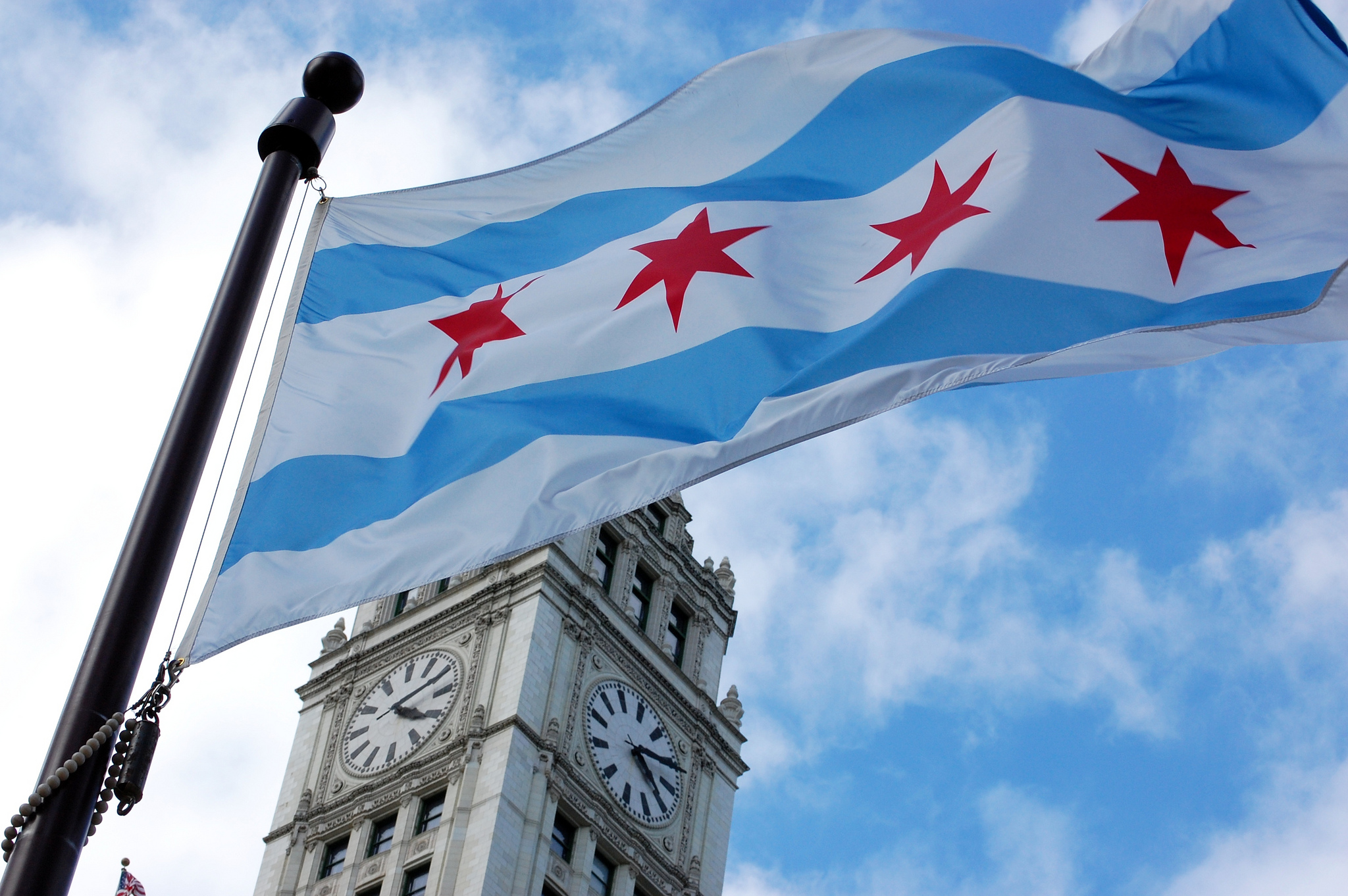 chicago-flag