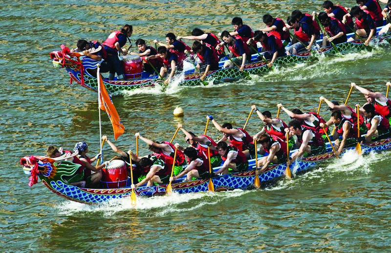 Chicago Dragon Boat Race