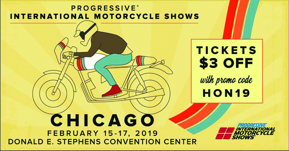 International Motorcycle Shows - Chicago
