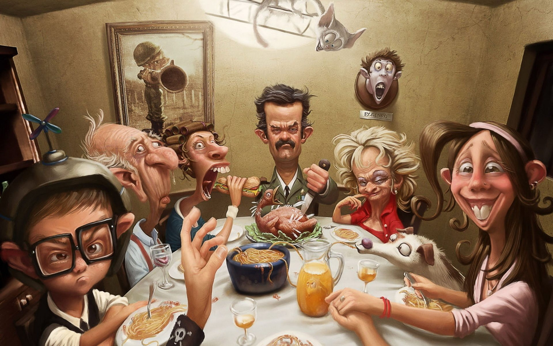 family-dinner
